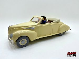 Lincoln Zephyr Aroutcheff - Moulinsart