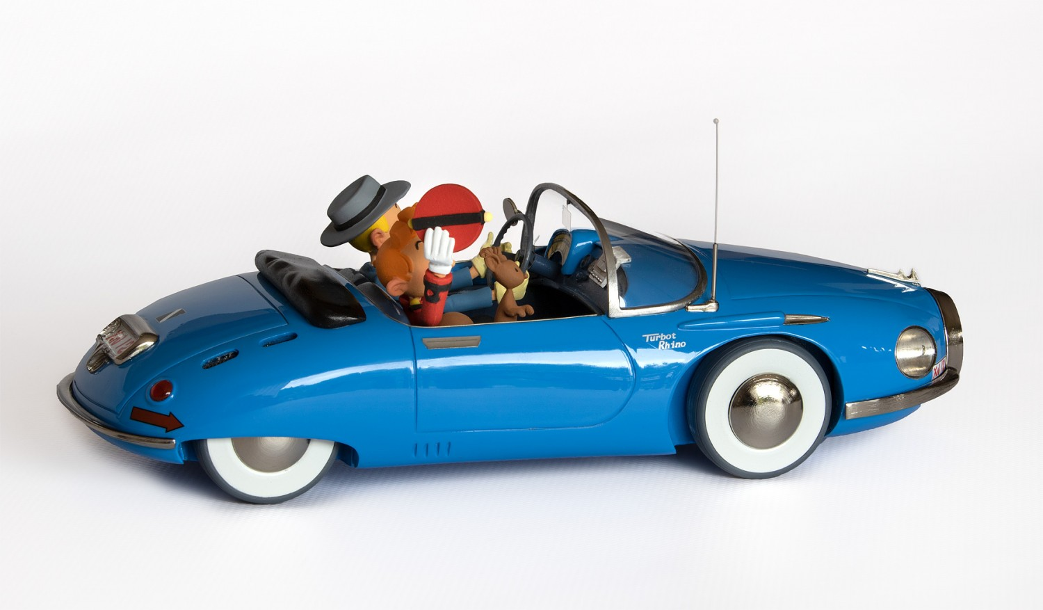 Spirou et la Turbotraction